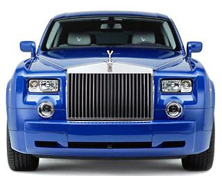 Rolls-Royce Extended-Wheelbase Phantom