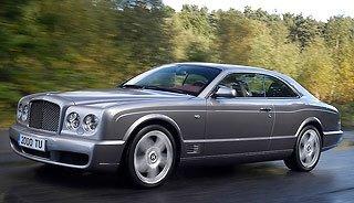 2008 Bentley Brooklands 2
