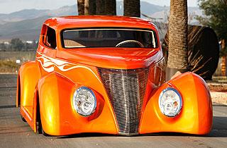 1937 Ford Sedan Dreamsicle OZE 37 3