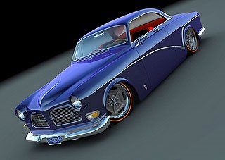 1966 Volvo Amazon Custom Coupe by Bo Zolland 4