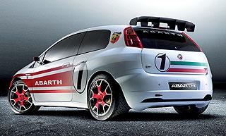 2007 Abarth Grande Punto S 2000 4