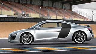 2007 Audi R8 2