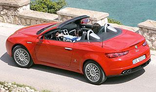 2007 Alfa Romeo Spider 4
