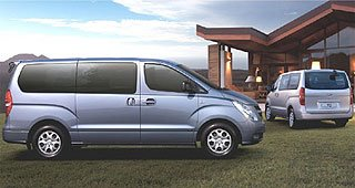 hyundai h-1 minivan