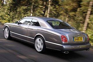 2008 Bentley Brooklands 5