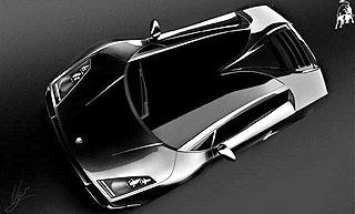 Lamborghini Spiga Concept 5