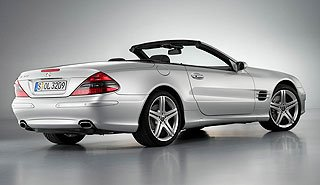 2007 Mercedes-Benz SL-Class Sports Package 2