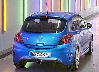Opel Corsa OPC 2