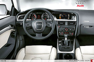 Audi A5 Coupe photo 6