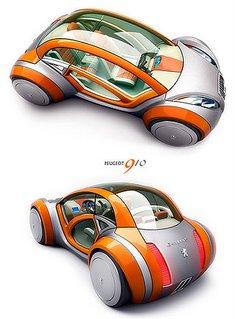 Peugeot 910