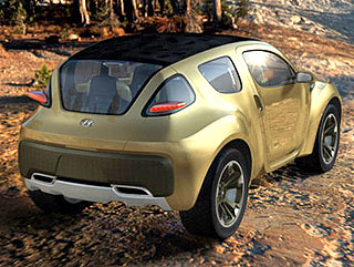 Hyundai 2+2 Hellion Concept 2