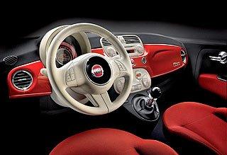 2008 Fiat New 500 6