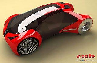 2007 Peugeot Concours de Design 2