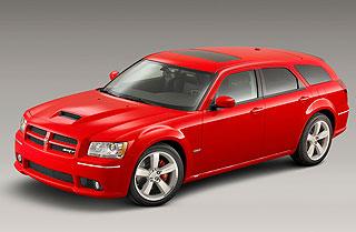 2008 Dodge Magnum SRT8 4