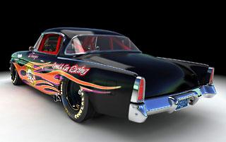 1953 Studebaker Racecar by Bo Zolland
