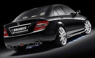 2007 Brabus Mercedes-Benz