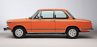 BMW 2002 tii Reconstructed 3
