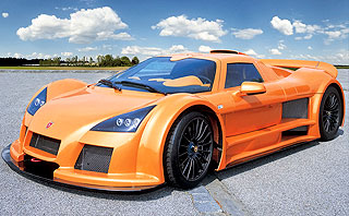 2007 Gumpert Apollo Sport 2