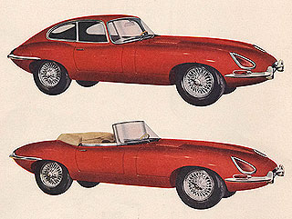 1961-1963 Jaguar E-Type 5