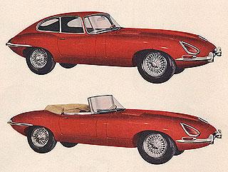 1961-1963 Jaguar E-Type 5