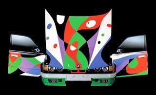 1990 BMW 730i Art Car 2