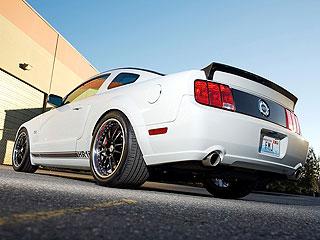 2006 H&R Springs FMJ Mustang GT 3