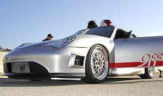 9ff Porsche 911 996 9F-V400 2