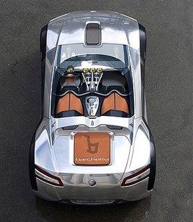 2007 Bertone Barchetta 5