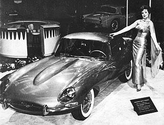 1961-1963 Jaguar E-Type 3