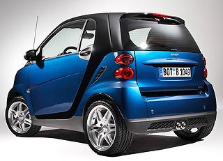 2008 Brabus smart fortwo 4