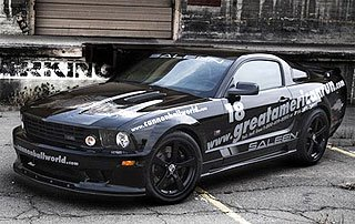 Saleen 600 HP Ultimate Bad Boy Edition
