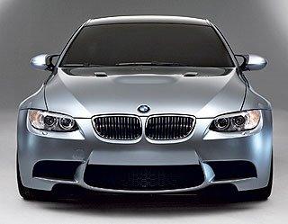 New BMW M3 Concept