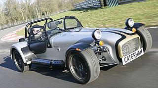 2007 Caterham Seven Roadsport 150