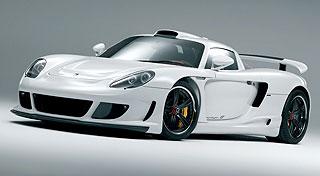 2007 Gemballa Porsche Carrera Mirage GT 2