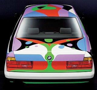 1990 BMW 730i Art Car 3