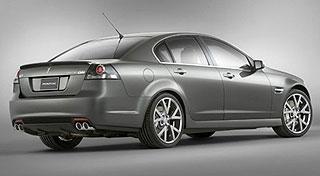 2008 Pontiac G8 3