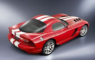 2008 Dodge Viper SRT10 2