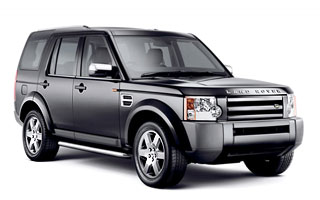 Land Rover Discovery Pursuit