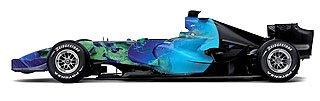 2007 Honda Racing F1 RA107 4