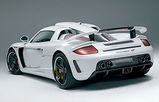 2007 Gemballa Porsche Carrera Mirage GT 4