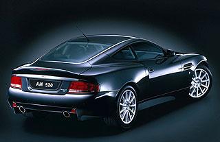 2007 Aston Martin Vanquish S 4