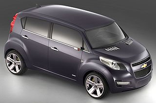 2007 Chevrolet Groove Concept 4