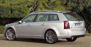 Cadillac BLS Wagon 2