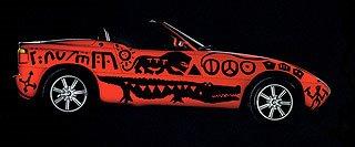 1991 BMW Z1 Art Car 3