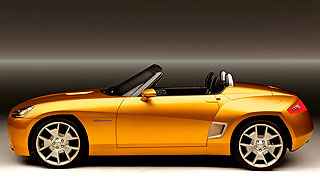 2007 Dodge Demon Roadster Concept 4