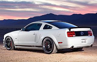 2006 H&R Springs FMJ Mustang GT 2