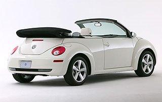 Volkswagen Special Edition New Beetle Convertible 2