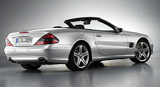 Mercedes-Benz Sports Package for SL350 and SL500