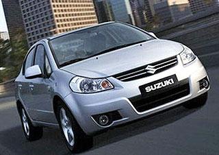 suzuki new Tianyu sedan