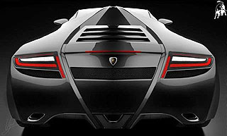 Lamborghini Spiga Concept 6